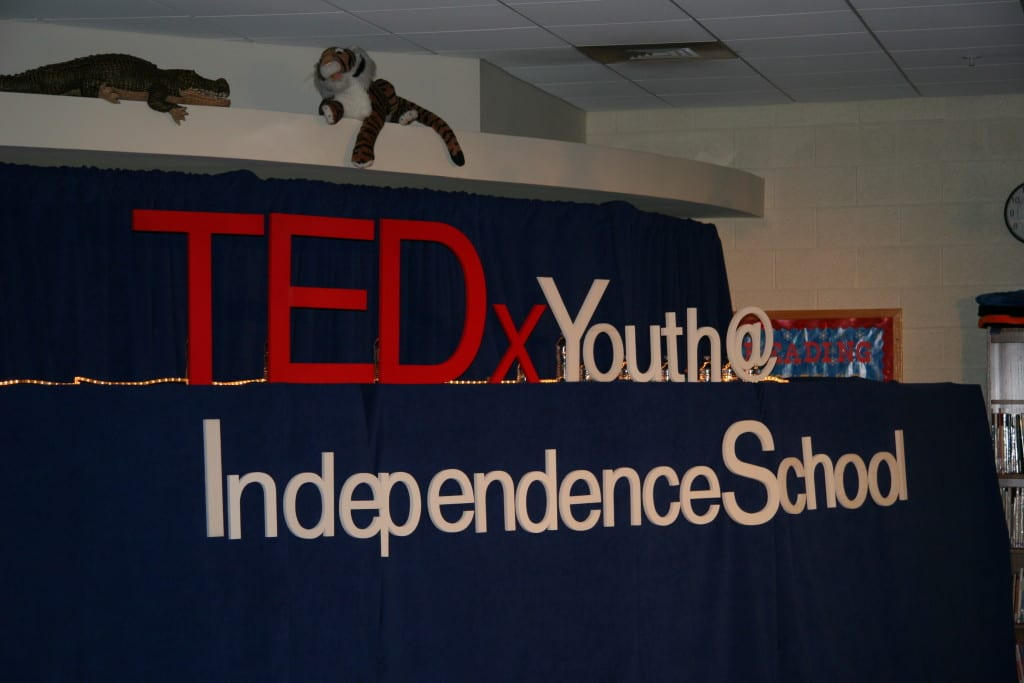 DYLN and TEDxYouth@IndependenceSchool
