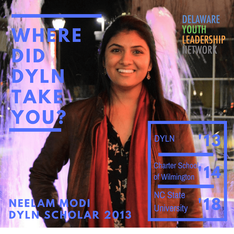 Where did DYLN take you, Neelam?